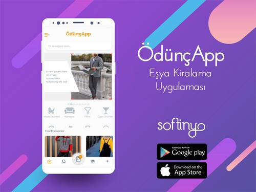 Softinyo - Kiralama Mobil Uygulama